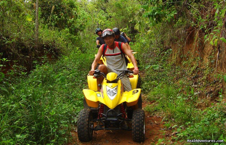 The Road Less Traveled | Image #7/9 | ATV Adventure Tours - Jaco - Los Suenos