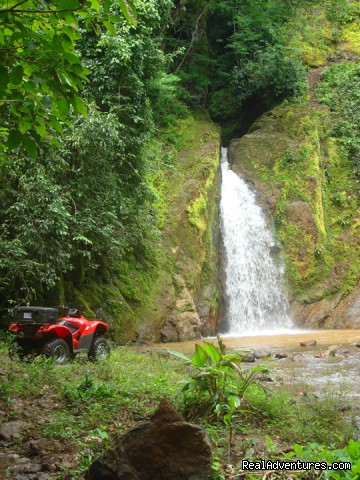 Waterfall Gamalotillo (#2 of 10) - ATV Adventure Tours - Jaco - Los Suenos