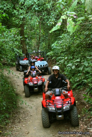 Another beautiful day in the rainforest... - ATV Adventure Tours - Jaco - Los Suenos