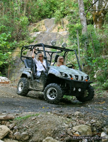 Take the Yamaha Rhino for a spin (#4 of 10) - ATV Adventure Tours - Jaco - Los Suenos