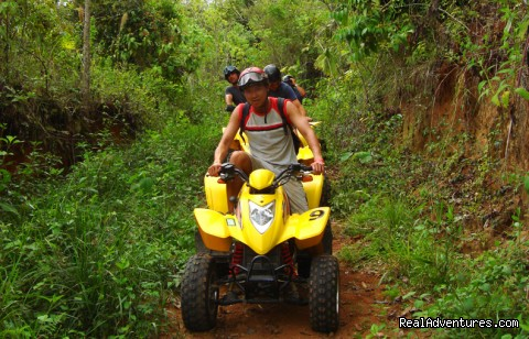 The Road Less Traveled - ATV Adventure Tours - Jaco - Los Suenos