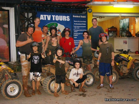 Satifsfied Customers (#10 of 10) - ATV Adventure Tours - Jaco - Los Suenos