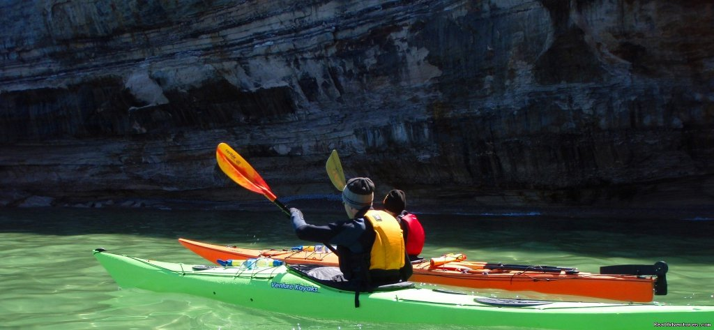 Grand Island | Image #11/25 | Sea Kayaking the Pictured Rocks National Lakeshore