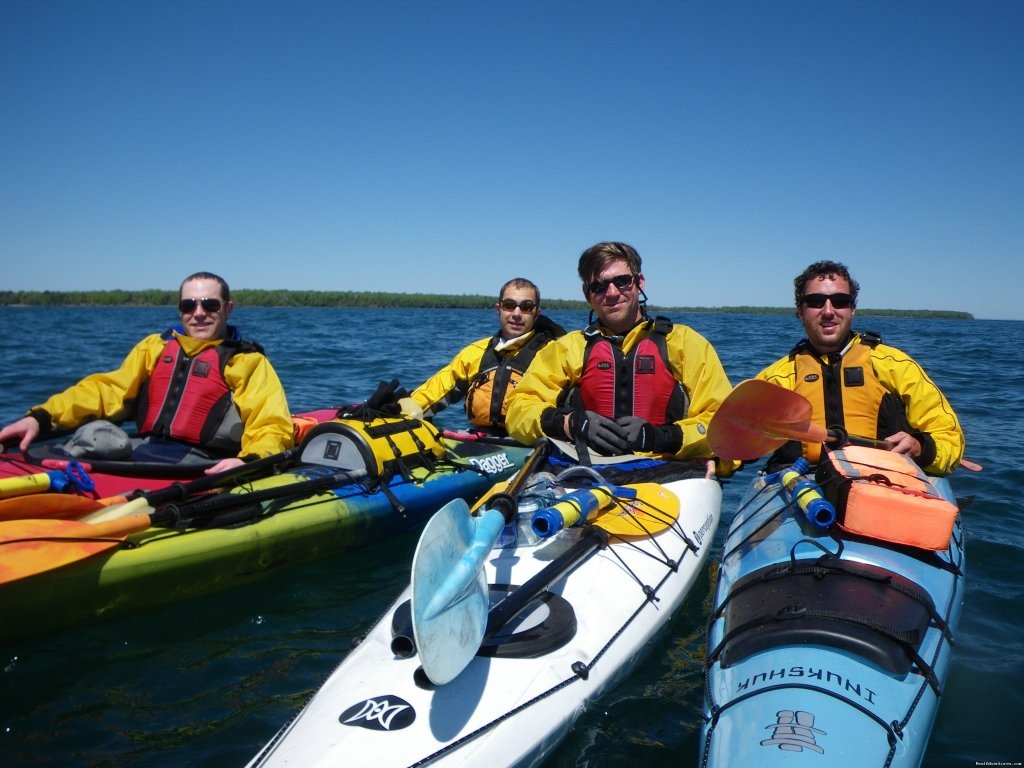 Apostle islands | Image #19/25 | Sea Kayaking the Pictured Rocks National Lakeshore