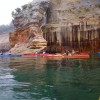 Sea Kayaking the Pictured Rocks National Lakeshore