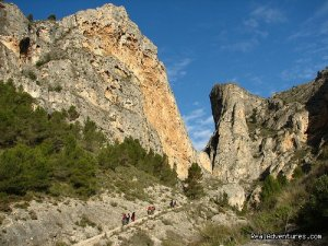 Self Guided Walking Trails in Valencia Gandia, Spain Hiking & Trekking