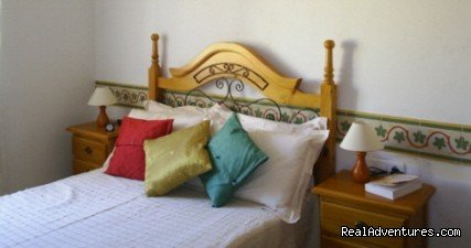 Double Bedroom | Image #6/6 | Self Guided Walking Trails in Valencia
