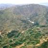 Safor hills surrounding Gandia