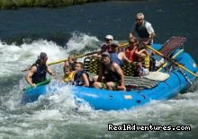Ferron's Fun Trips - Rogue River Rafting Trips: