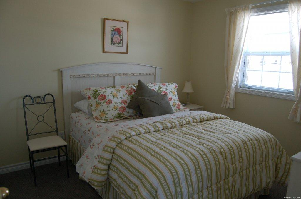 The Parkside suite bedroom | Image #5/19 | Warm english hospitality at Coverdale B&B