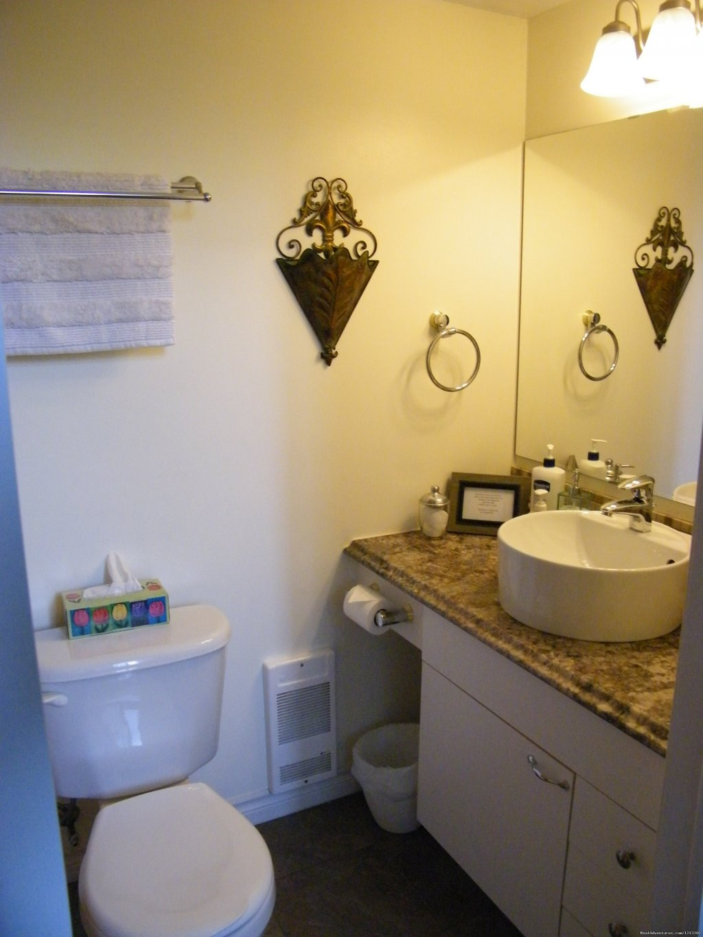The coppice bathroom | Image #10/19 | Warm english hospitality at Coverdale B&B