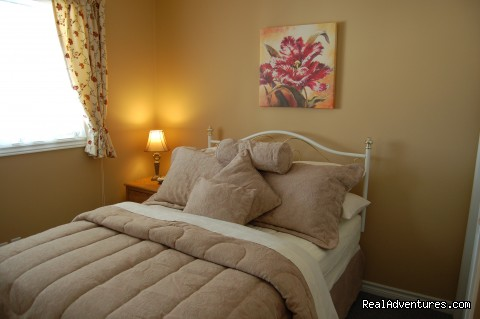 The Coppice double bedroom with private bathroom - Warm english hospitality at Coverdale B&B