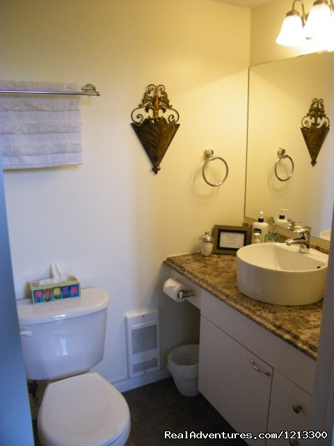 The coppice bathroom - Warm english hospitality at Coverdale B&B