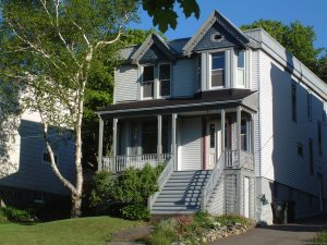 Seely Street B&B Saint John, New Brunswick Bed & Breakfasts