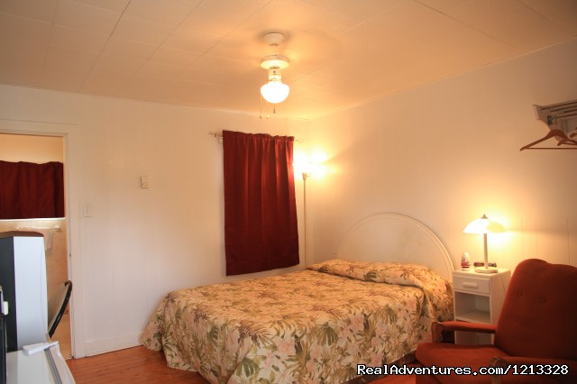 Room with Queen size Bed - Regent Motel