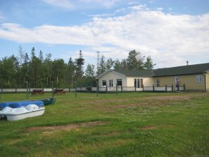 Centre Plein Air D'Inkerman Lt?e Aldouane, New Brunswick Vacation Rentals