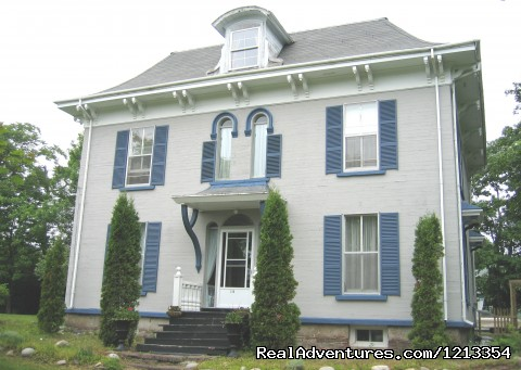 - The Montague Rose B&B