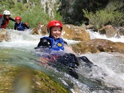 Canyoning at Cetina  (#7 of 21) - Adventure Croatia Week - low budget edition
