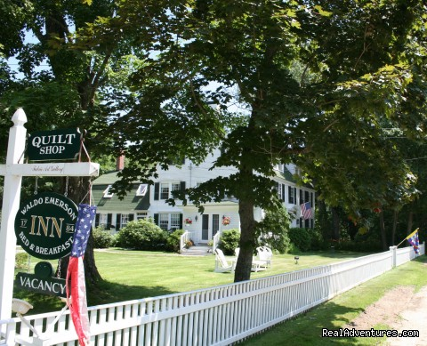 Waldo Emerson Inn and Mainely Quilts Gift Shop (#1 of 1) - Waldo Emerson Inn Bed and Breakfast