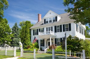 Captain Jefferds Inn Kennebunkport, Maine Bed & Breakfasts
