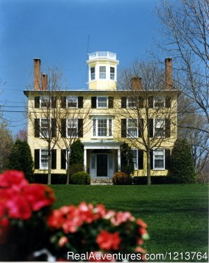 Captain Lord Mansion, an intimate Maine Coast B&B Bed & Breakfasts Kennebunkport, Maine