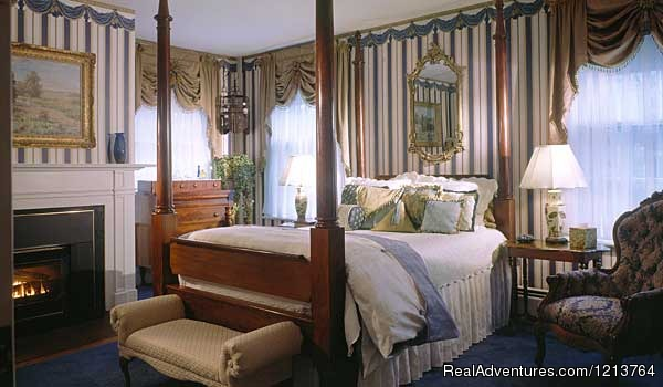 Guest room Ophelia - Captain Lord Mansion, an intimate Maine Coast B&B
