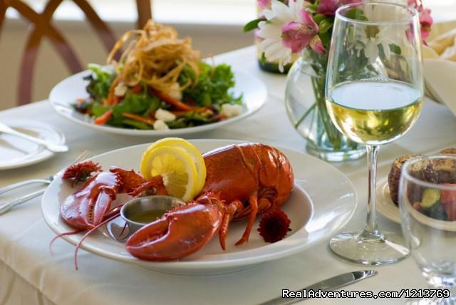 95 Ocean Dinner (#9 of 13) - Nonantum Resort