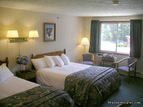 Guest Room - Rhumb Line Resort