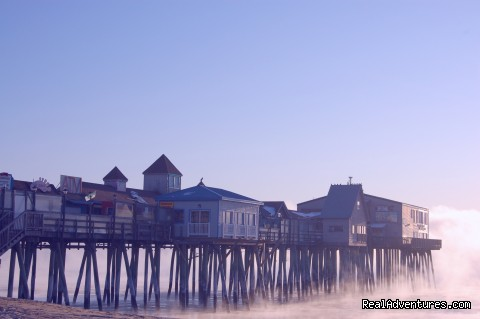 Pier at Winter (#22 of 25) - Atlantic Birches Inn