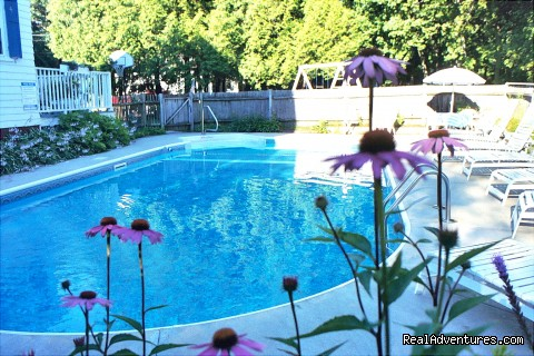 Heated In-Ground Pool (#11 of 25) - Atlantic Birches Inn