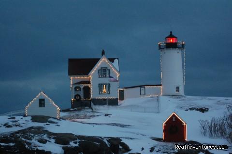 Nubble Lighthouse (Cape Neddick) (#24 of 25) - Atlantic Birches Inn