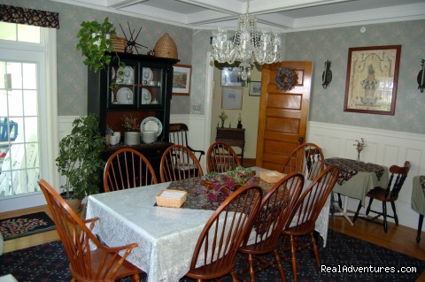 Main House Dining Room (#8 of 25) - Atlantic Birches Inn