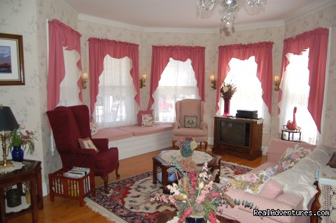 Main House living Room (#9 of 25) - Atlantic Birches Inn