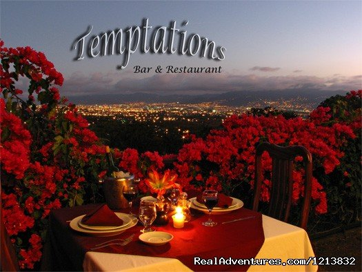 Temptations Bar and Restaurant | Image #6/11 | La Catalina Hotel & Suites adult couples only