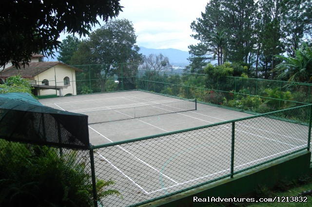 Tennis court - La Catalina Hotel & Suites adult couples only