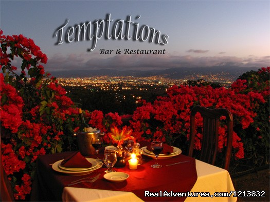 Temptations Bar and Restaurant - La Catalina Hotel & Suites adult couples only
