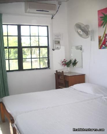 Double Room - Barbados on a budget