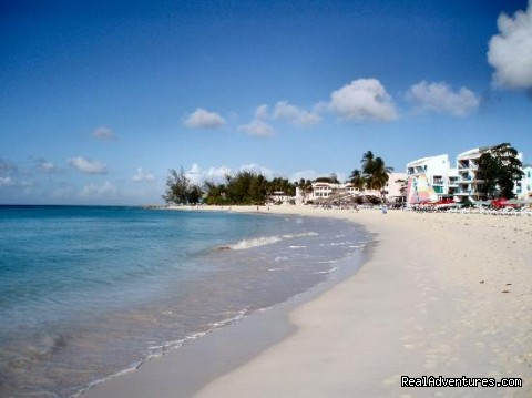 Dover Beach - Barbados on a budget