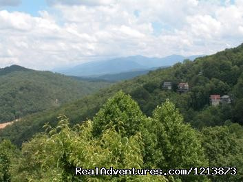 Gatlinburg Cabins and Chalets Gatlinburg Valley View