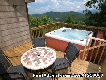 Spectacular views - Gatlinburg Cabins and Chalets