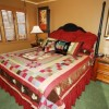 Gatlinburg Cabins and Chalets Comfortable bedding