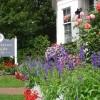 Blue Heron Seaside inn gardens