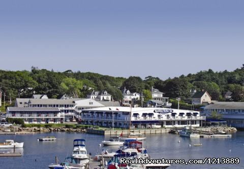 Your Waterfront Destination, Boothbay Harbor Inn
