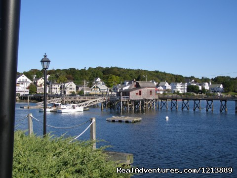 The Footbridge (#4 of 8) - Your Waterfront Destination, Boothbay Harbor Inn