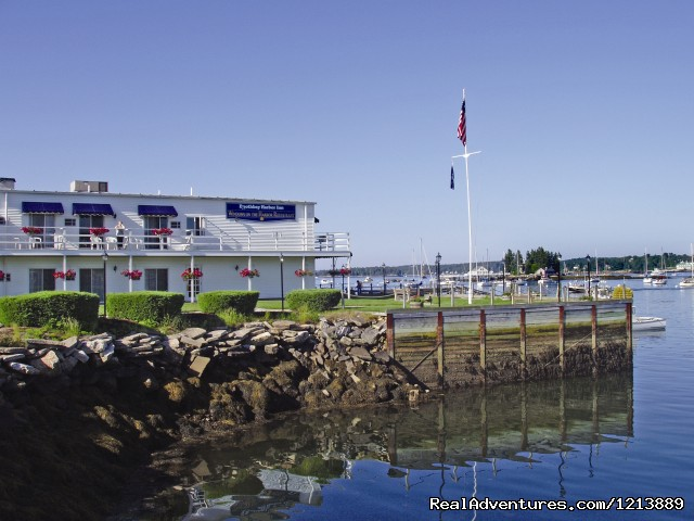 Image #8 of 8 - Your Waterfront Destination, Boothbay Harbor Inn