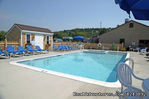 Our outdoor Heated Pool (#4 of 6) - Flagship Inn & Suites