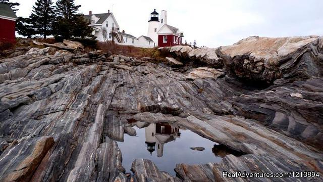 Pemaquid Point Lighthouse. (#17 of 26) - Boothbay HarborHarbour Towne Inn on the Waterfront