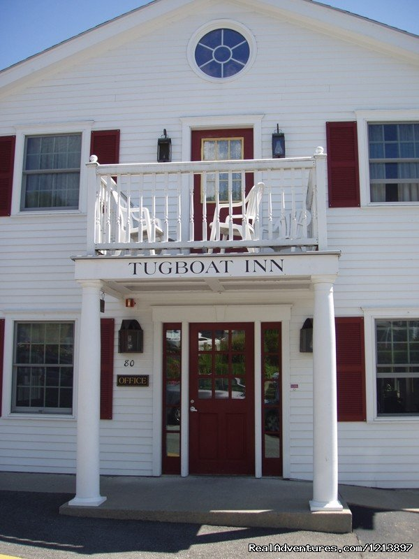 Tugboat Office | Image #6/17 | Getaway to the Coast at the Tugboat Inn