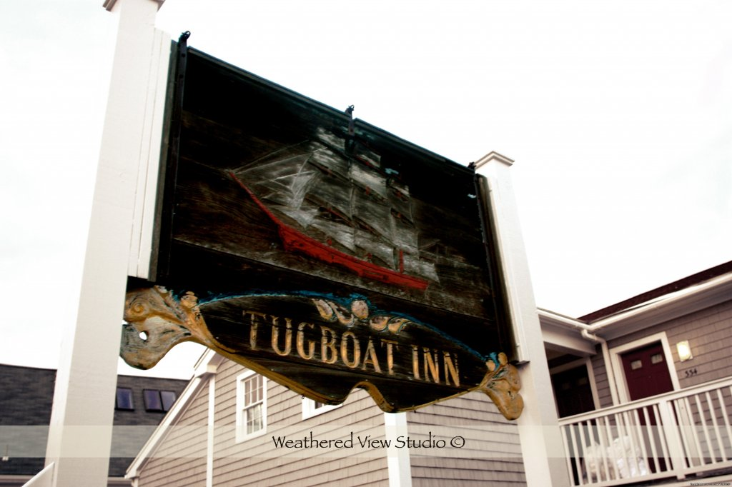 Tugboat Sign | Image #8/17 | Getaway to the Coast at the Tugboat Inn