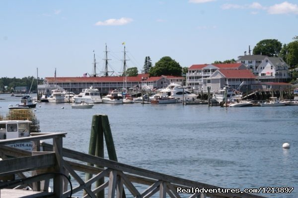 Tugboat Inn From The Water | Image #14/17 | Getaway to the Coast at the Tugboat Inn